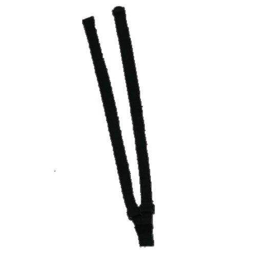 Zebra KT-SB1X-LANYD2-10 Universal Black strap