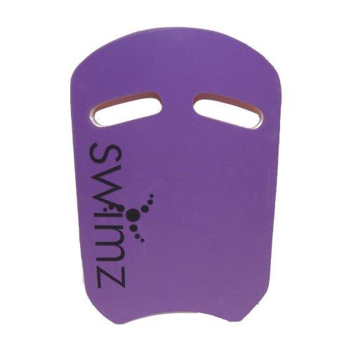 Swimz Club Kickboard - Purple White Pink