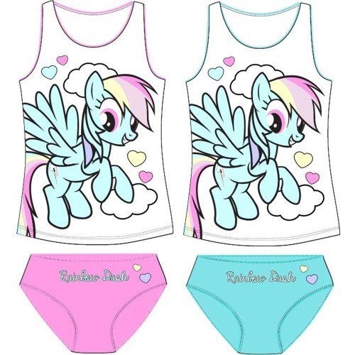 My Little Pony Pants and Vest Set