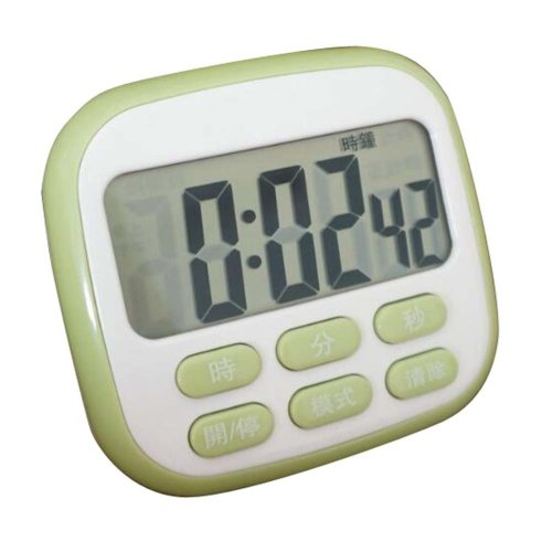 Learning Dedicated Timer,Countdown/Timing Magnetic Stopwatch/Clock,D04