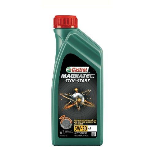 Castrol Magnatec Stop/Start Motor Oil 5W-30A5