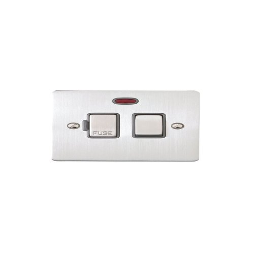 Superswitch SW209 13A DP SWITCHED CONNECTION UNIT/NEON - Pack 5
