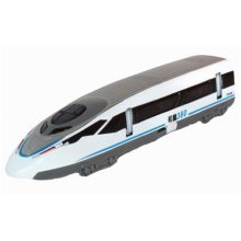 Simulation Locomotive Toy Model Trains Speed Rail 380, White (18*3.2*4.1CM)