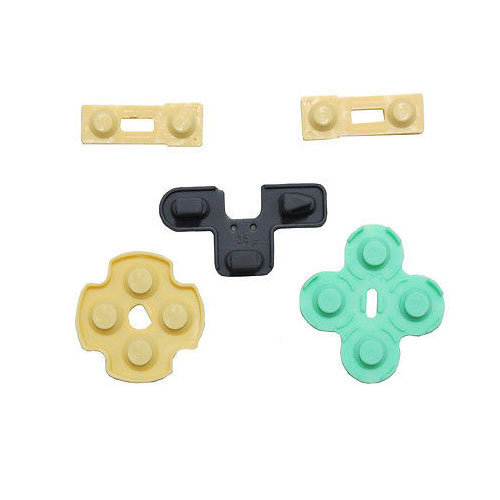 Conductive rubber for PS2 controller button contact pad membrane Sony | ZedLabz