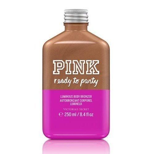"Victoria's Secret PINK Luminous Body Bronzer ""Ready to Party"" 8.4 fl. oz /125 ml"