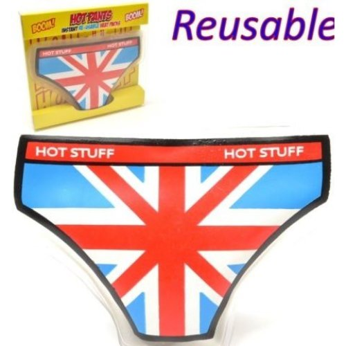 Boys Reusable Heat Pants -  hand underpants pocket warmer reusable fun warmers do job well