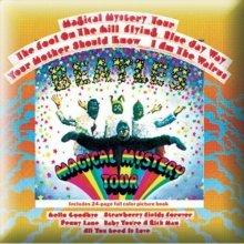 Merch - The Beatles-magical Mystery Tour Album Pin Badge