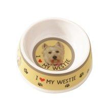 West Highland Terrier Dog Bowl