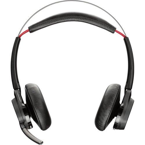 Plantronics Voyager Focus UC B825 Binaural Head-band Black headset