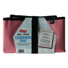 Jl Childress Full Body Changing Pad for Newborn and Above - Pink