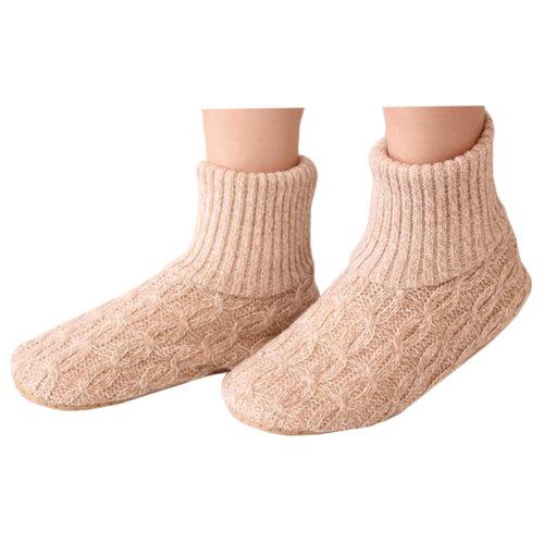 Hosiery Socks Women Anti-skid Slipper Socks Keep Warm Floor Socks-A3