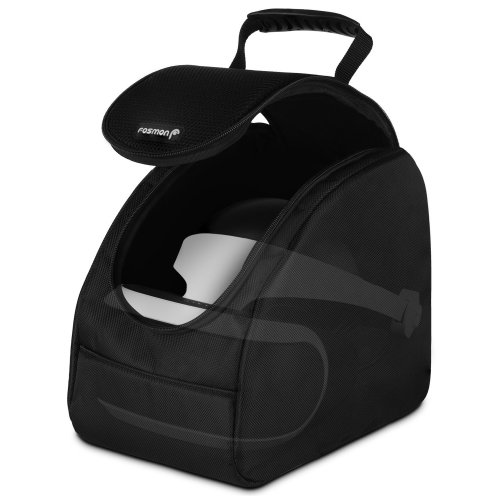 PSVR Carrying Case, Fosmon PS4 VR Headset and Accessories Travel Storage  Bag with Adjustable Dividers for PlayStation 4