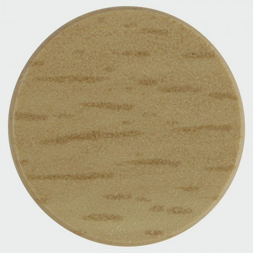 TIMco COVERBE13 Adhesive Caps Beech 13mm Pack of 112