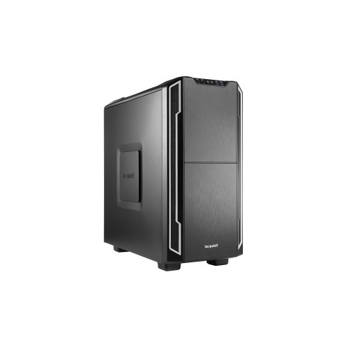 Be Quiet! Silent Base 600 Desktop Black,silver Computer Case