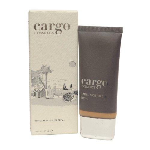 Cargo Cosmetics Tinted Moisturiser SPF20 50ml Honey
