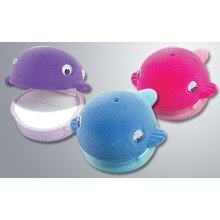Pink Whale Ring Box