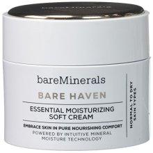 bareMinerals Bare Haven Moisturizing Soft Cream, 1.7 Ounce