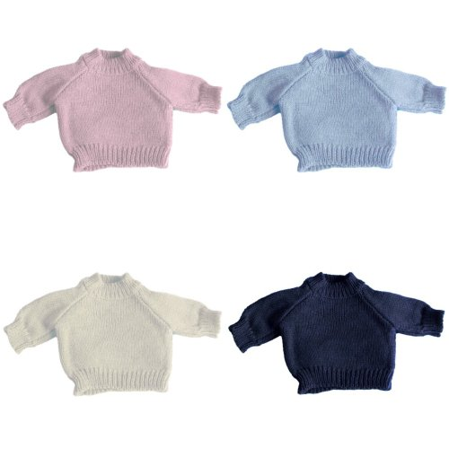 Mumbles Teddy Jumper Accessory With Bow Detail