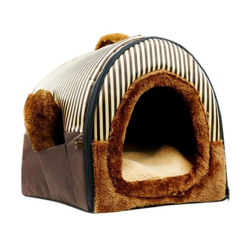 Lovely Dog&Cat Bed/Soft and Warm Pet House Sofa, 37*30*30cm/NO.1