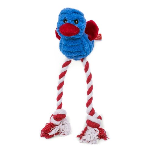 Little Petface Cord Long Legs Dog Toy