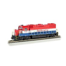 Bachmann Industries Rail America EMD GP 38-2 Diesel Locomotive
