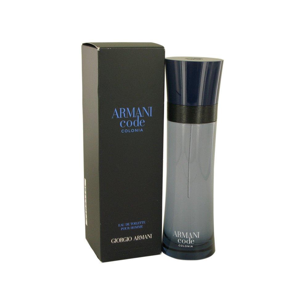 02decc16b Armani Code Colonia by Giorgio Armani Eau De Toilette Spray 4.3 oz ...