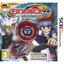 Beyblade: Evolution - Limited Collector's Edition (Nintendo 3DS)