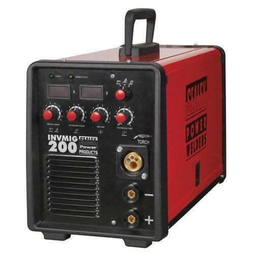 Sealey INVMIG200 200Amp Inverter MIG, TIG & MMA