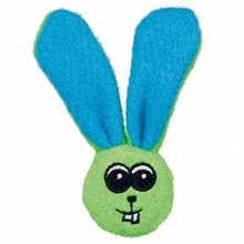 Trixie Cat Toy Felt Bunny With Rattle - Plush Play Catnip Pet Kitten -  bunny plush play toy catnip pet kitten trixie