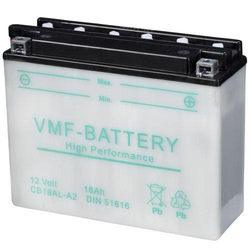 VMF Powersport Battery 12 V 16 Ah (S)CB16AL-A2