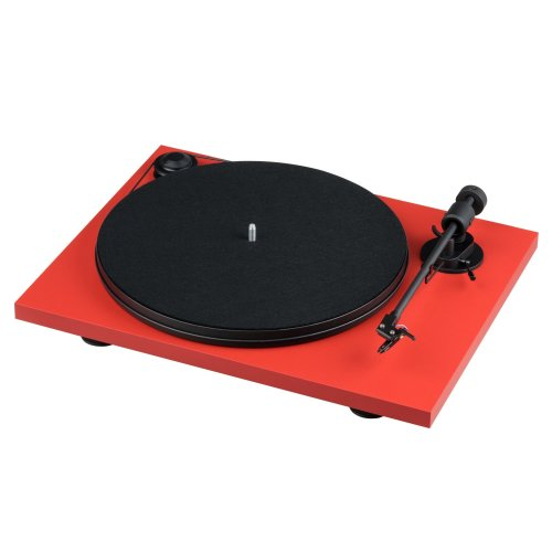 Pro-Ject Audio Systems Primary Hi-Fi Turntable - Red