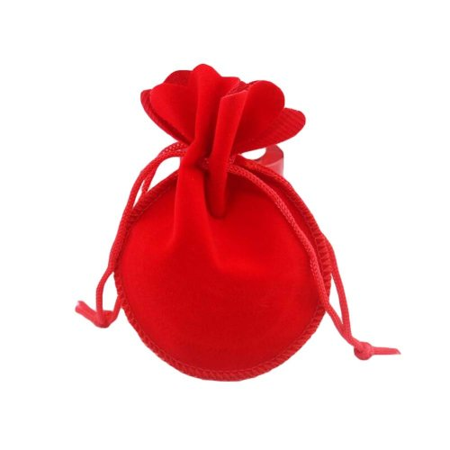 Creative Design Candy Pouch Drawstring Bag Holiday Gift Bag 50pcs