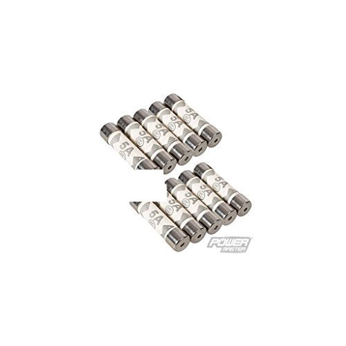Pmaster Fuses 10pk 5a - Fuses 10pk 5a 831814 Pack -  fuses 10pk 5a 831814 pack pmaster