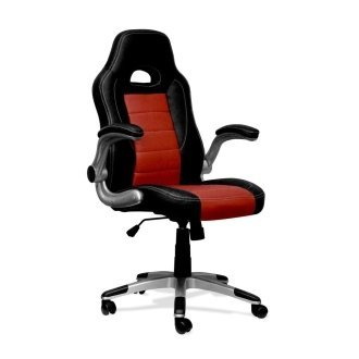 Eliza Tinsley Velocity - Executive Ergonomic Racing Style Office Chair with Integral Lumbar Support