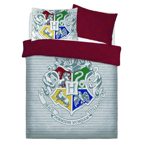 Harry Potter Witchcraft And Wizardry Double Duvet Cover