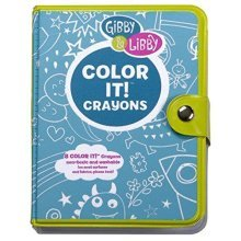 C.R. Gibson Color It Crayons Wipeable Crayons