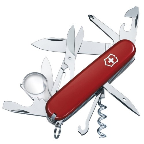 Victorinox Explorer Swiss Army Knife. Brand New  Boxed