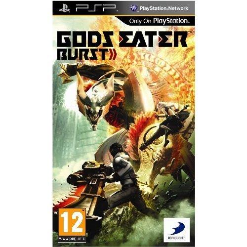 Gods Eater Burst  Region Free (PSP)