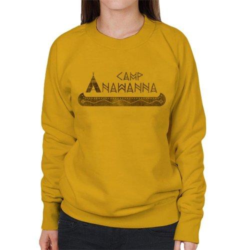 Salute Your Shorts Camp Anawanna Women's Sweatshirt