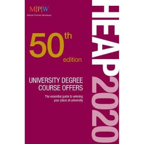 HEAP 2020: University Degree Course Offers