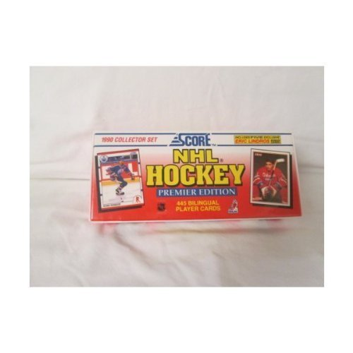 1990 Score NHL Hockey Premier Edition (Bilingual)