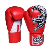 Boxing Gloves Adult Fighting/ Training gloves Muay Thai-04