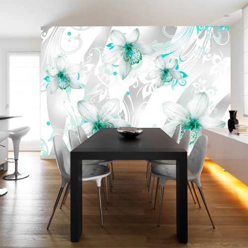 Wallpaper - Sounds of subtlety - turquoise