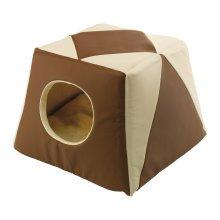 Ferplast Cat Bed Excelsior 20 Brown