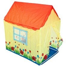 Ladybird House Play Tent