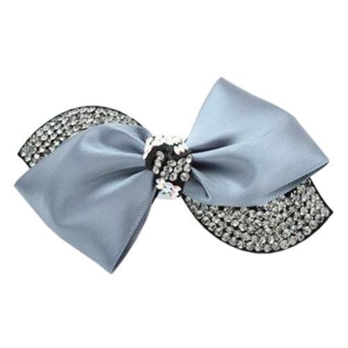 Fashionable Ladies Hair Decorations Elegant Hairpin Hair Clips Ribbons Hair Clasp A