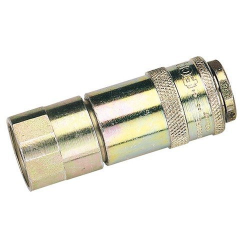 "Draper 37831 1/2"" Female Thread PCL Parallel Airflow Coupling"