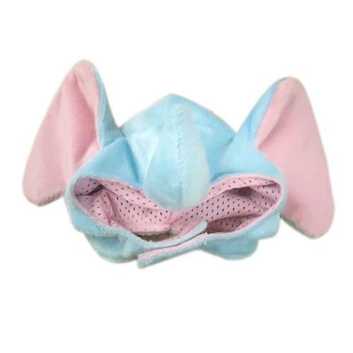 Lovely Blue Elephant Hat Pet Costume Accessory, M