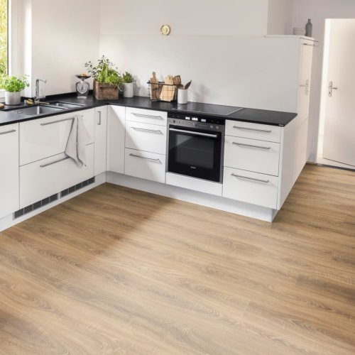 Egger Laminate Flooring Planks 35.82m² 8mm Toscolano Oak Nature Board Carpet