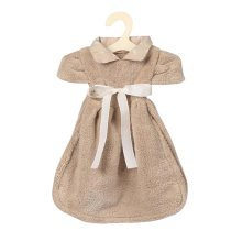 Beautiful and Practical Hand Towel Creative Little Clothes Towel,Light Brown